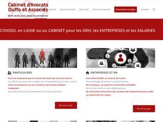 Cabinet avocats marseille duffo associes avocat en droit social droit du travail dixi - Cabinet avocat droit social ...